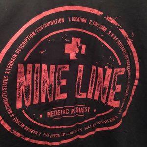"""""""Nine Line"""" Limited Nine Line Apparel black 2XL"""